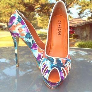 4-5in heels